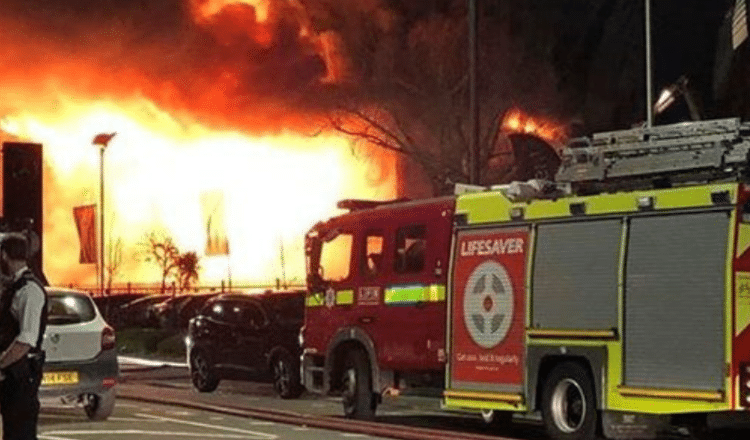 Fire Safety Warehouses Industrial Buildings
